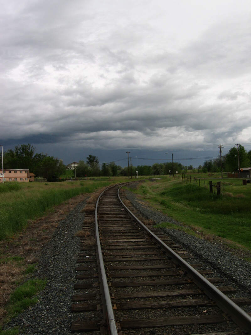 Hermiston Traintracks
