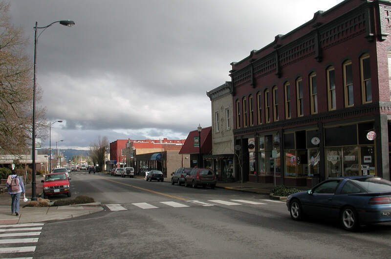 Monmouth, Oregon