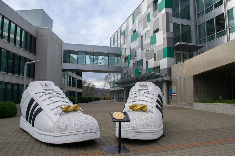 Adidas Village Giant Shoes
