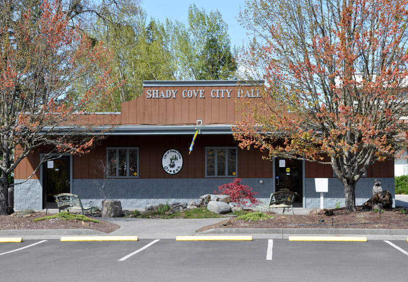 Shady Cove City Hall