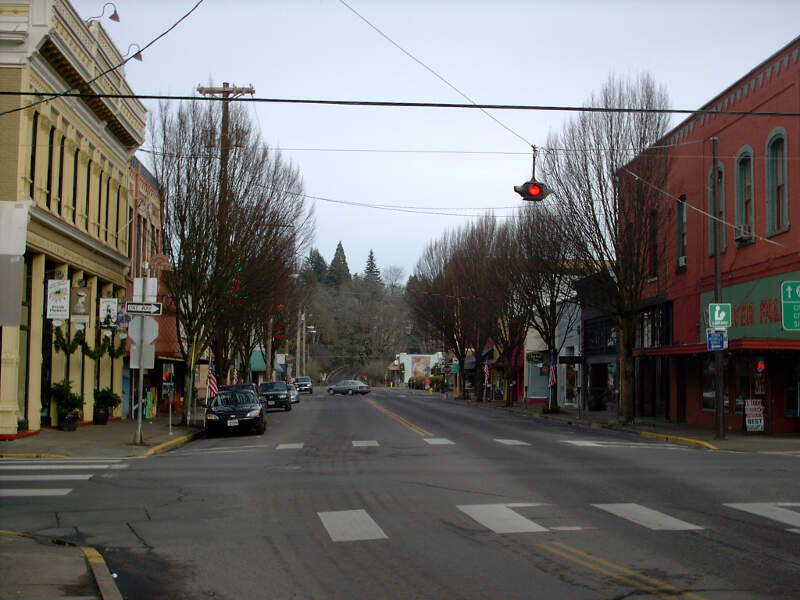 Silverton, Oregon