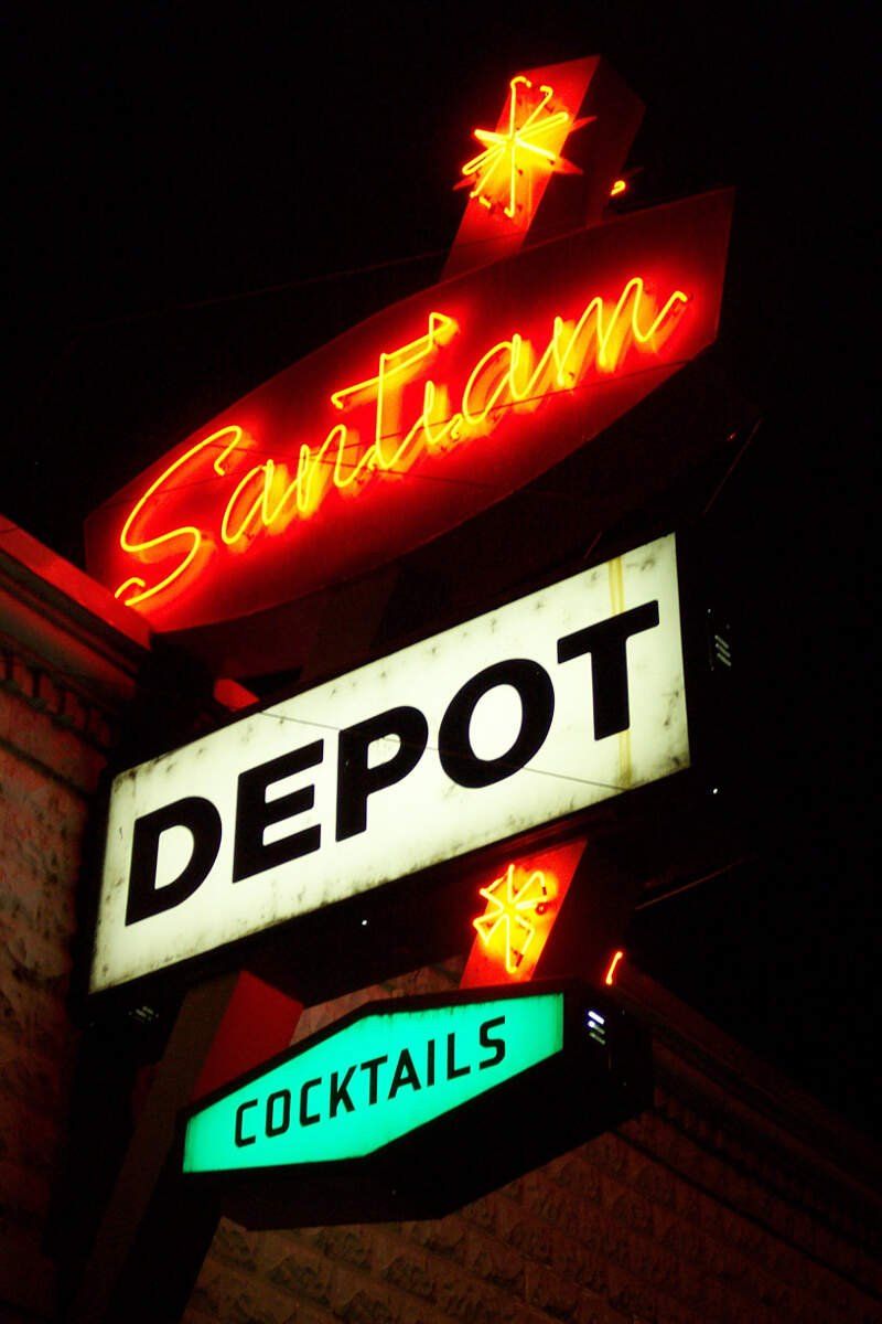 Santiam Depot   Staytonc Oregon