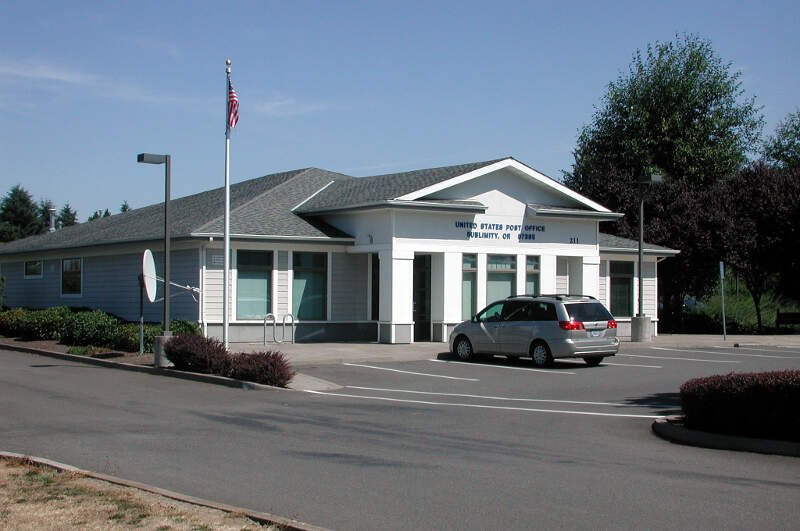 Sublimity Post Office