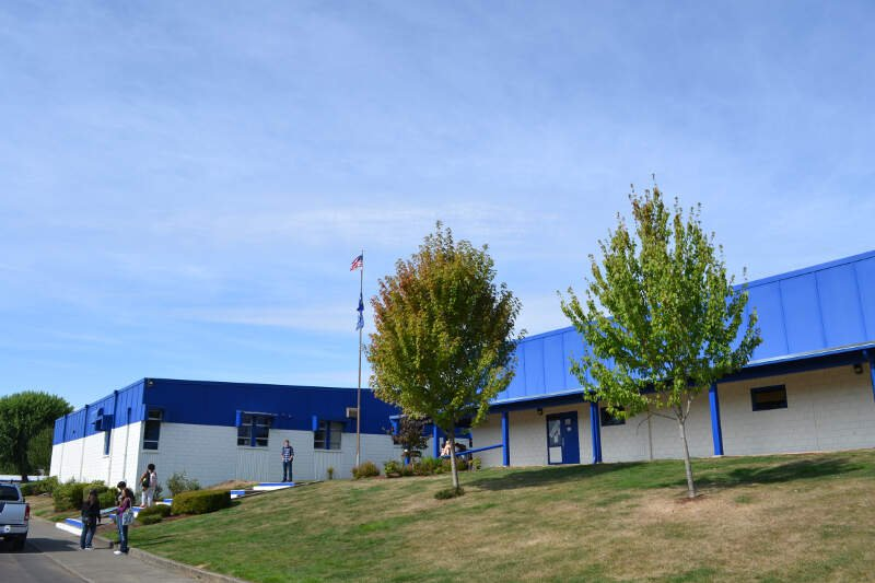 Sutherlin High School Sutherlinc Oregon