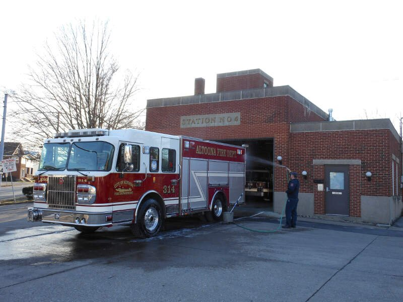 Altoona Afd Station