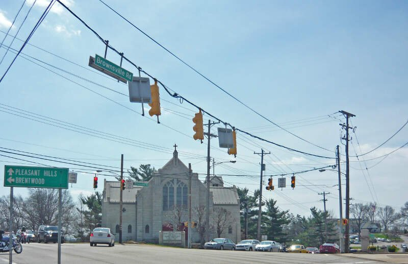Brownsville Road And Clairton Blvd