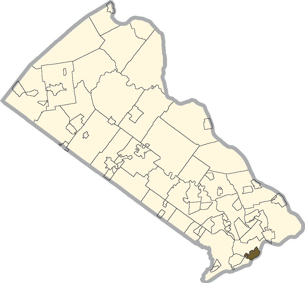 Bucks County   Bristol