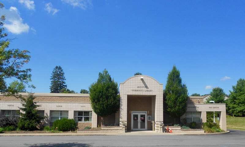Abingtons Community Library Clarks Summit Pa