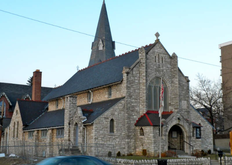 Trinity Episcopal Church Coatesville