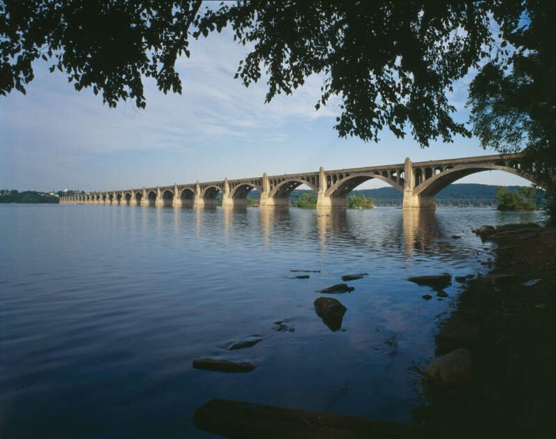 Columbia Wrightsville Bridge