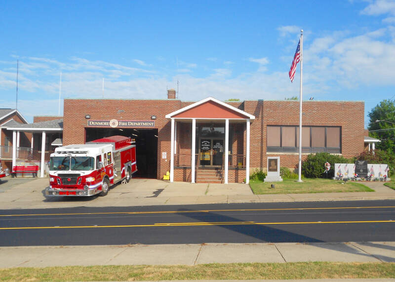 Dunmore Pa Muni Building And Fire Station