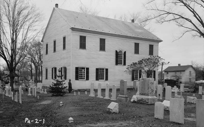 Forty Fort Meetinghouse