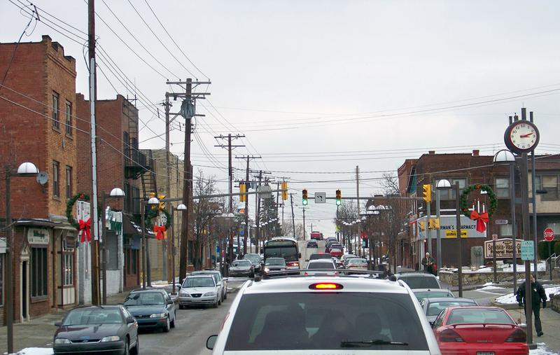 Living In Munhall, PA