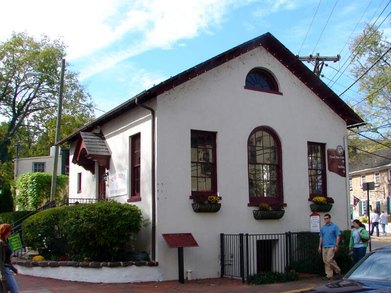 New Hope Old Town Hall