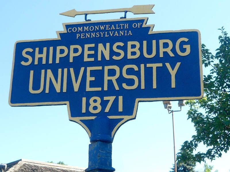Shippensburg University, Pennsylvania