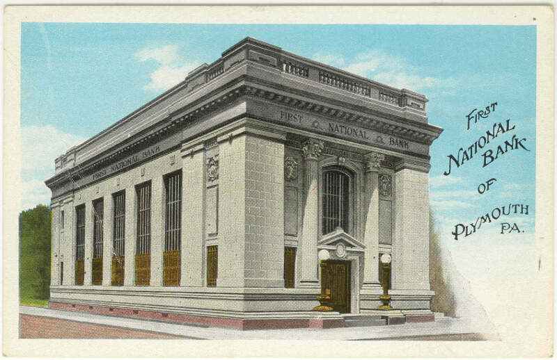 First National Bank Of