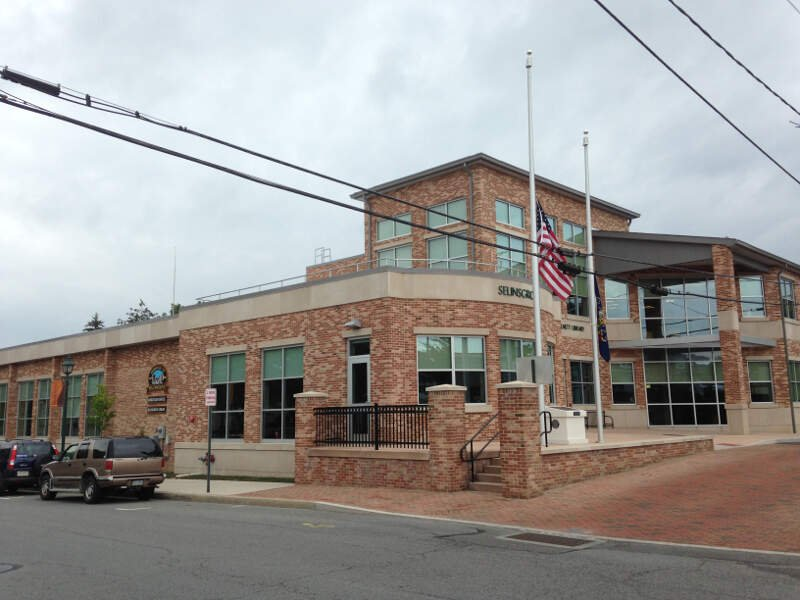 Selinsgrove Borough Building And Library