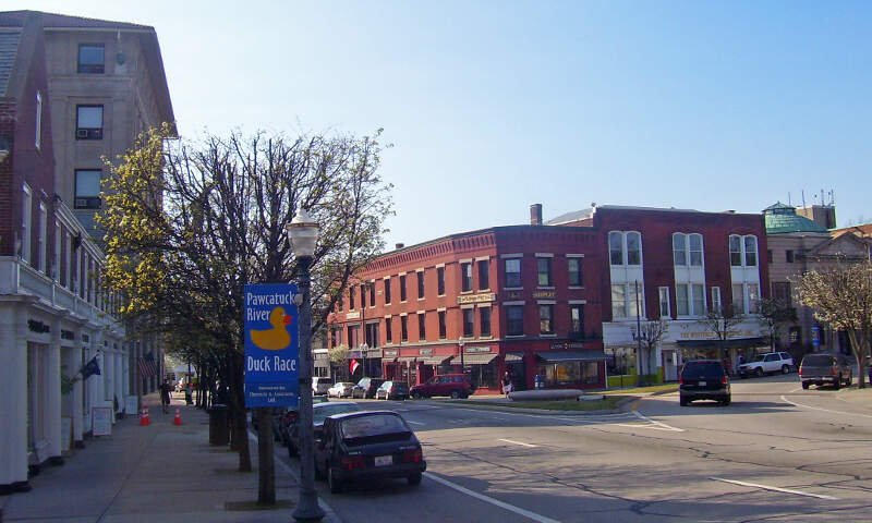 Downtown Westerlyc Ri