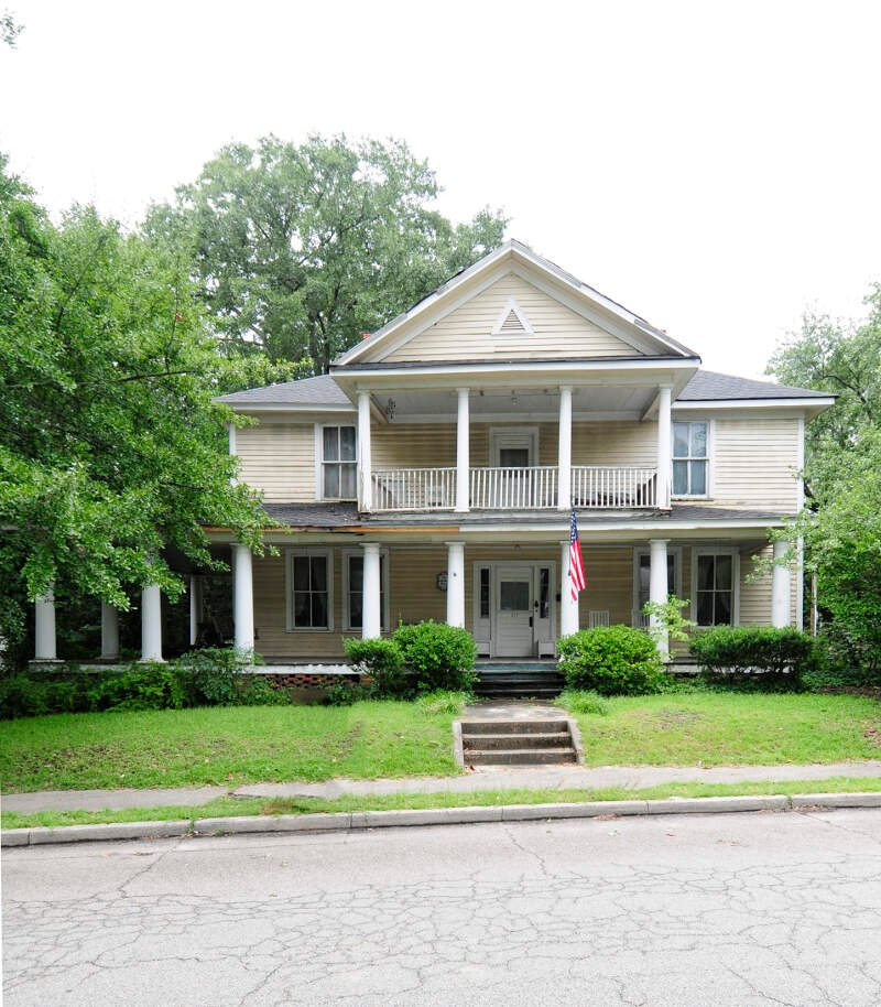 William J Cayce House