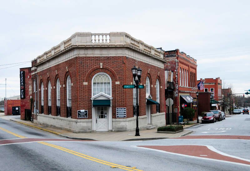 Greer Downtown Historic District