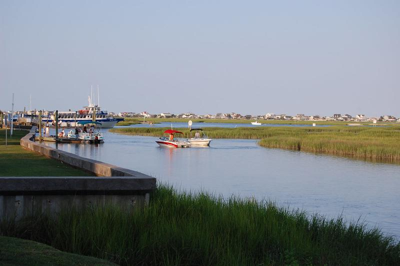 Living In Murrells Inlet, SC