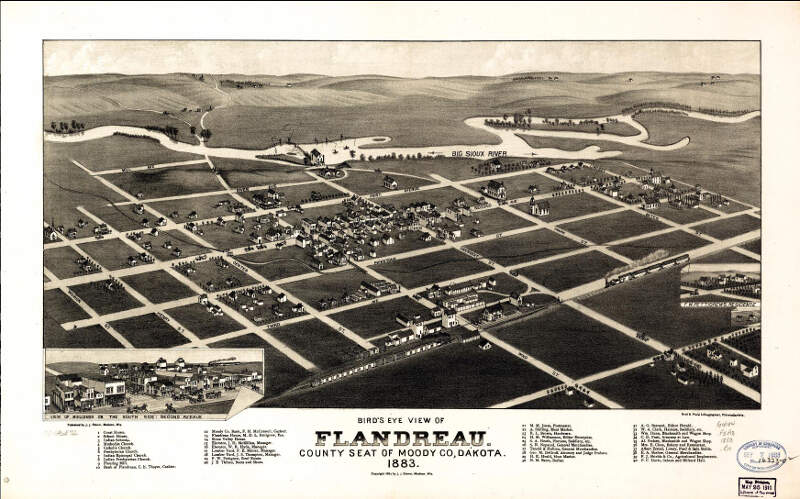 Flandreau, South Dakota