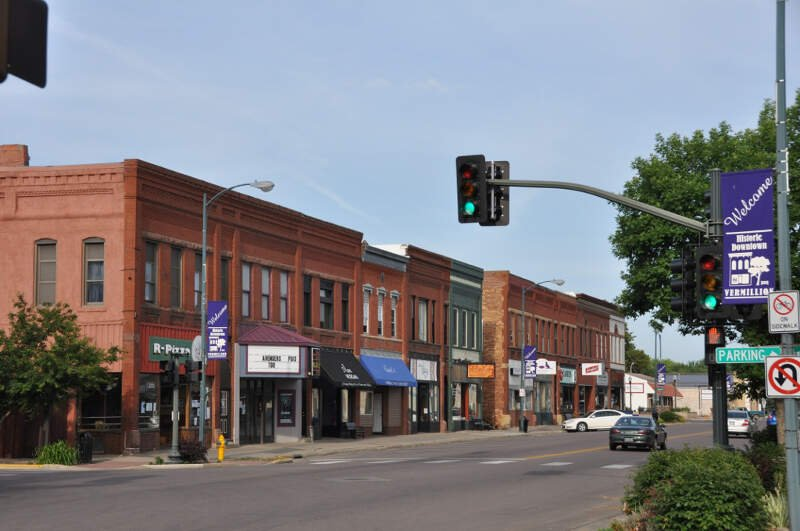 Vermillion, South Dakota