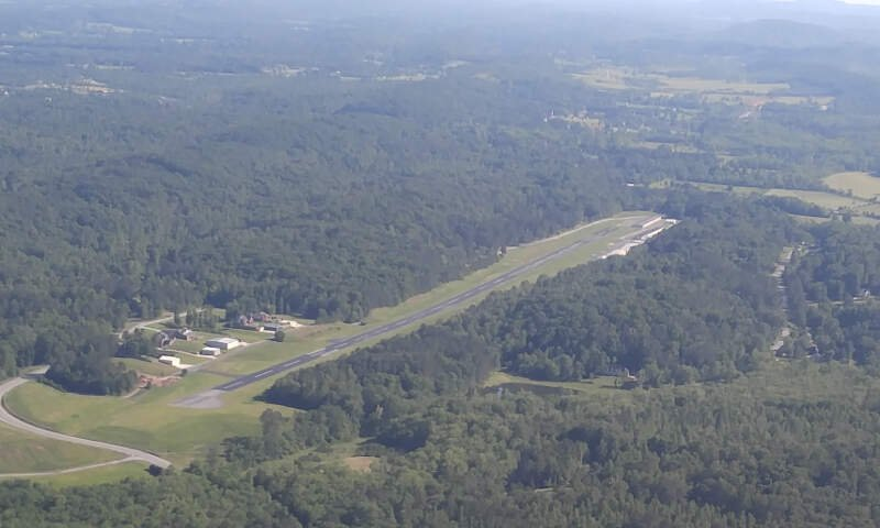 Collegedale Kfgu Airport