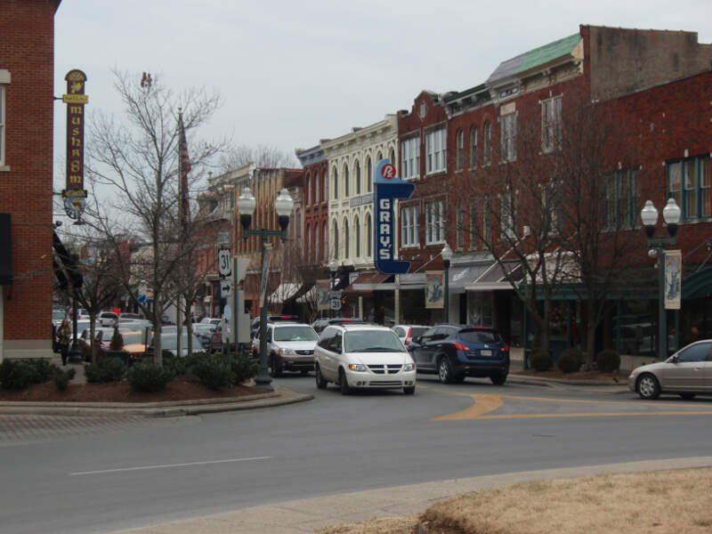 Franklin Tennessee Historical District