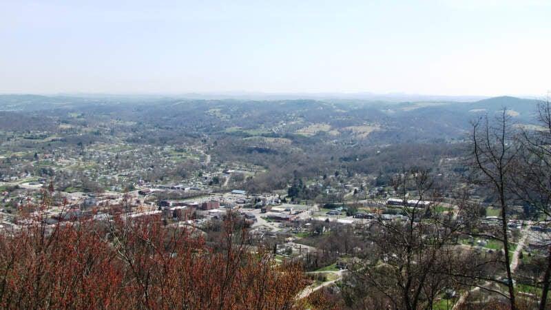 Cumberland Trail Lafallotte Tn
