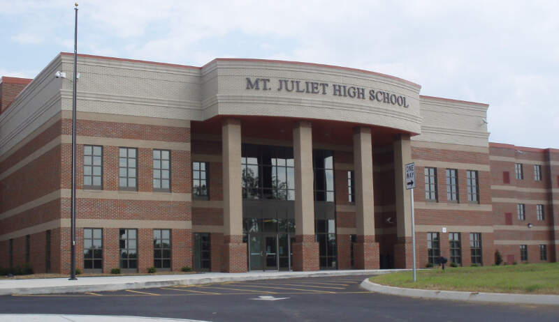 Mtjuliet High School
