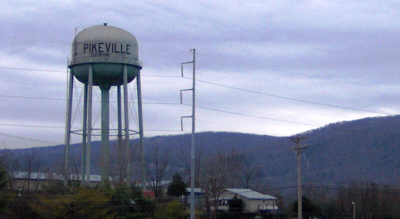 Pikeville, Tennessee