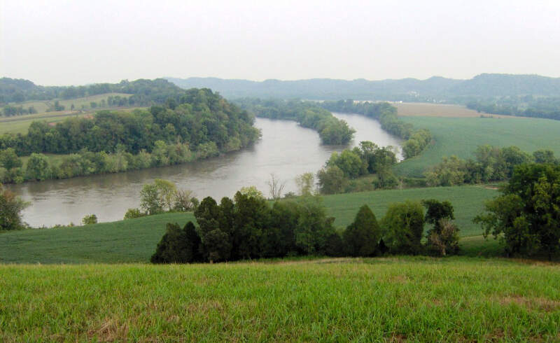 French Broad River Sevier