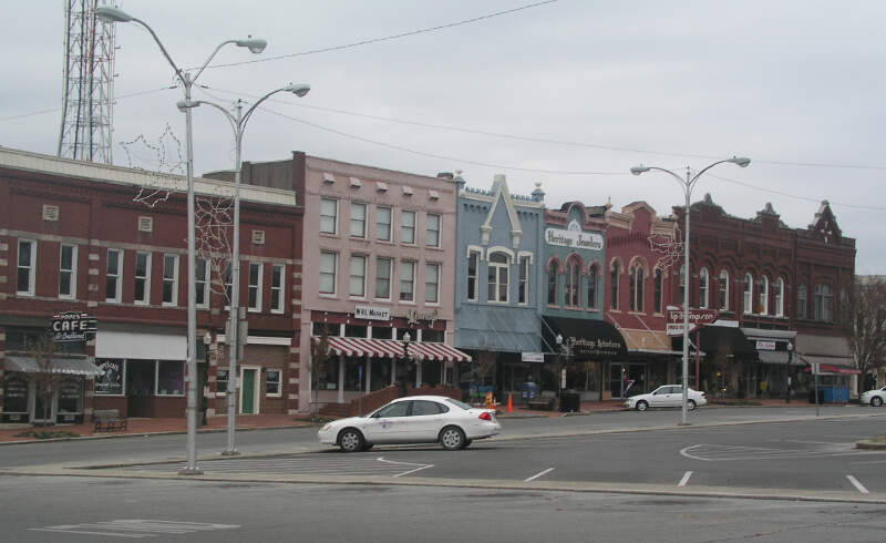 Shelbyville Tennessee Square