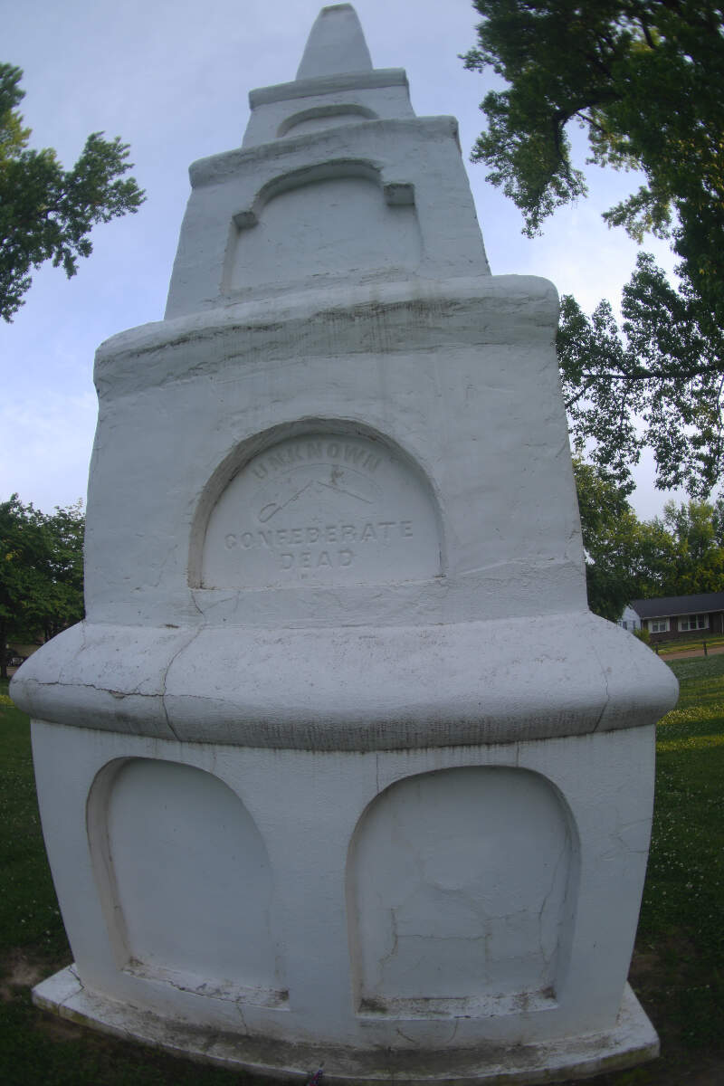 Union City Tennessee Confederate Monument