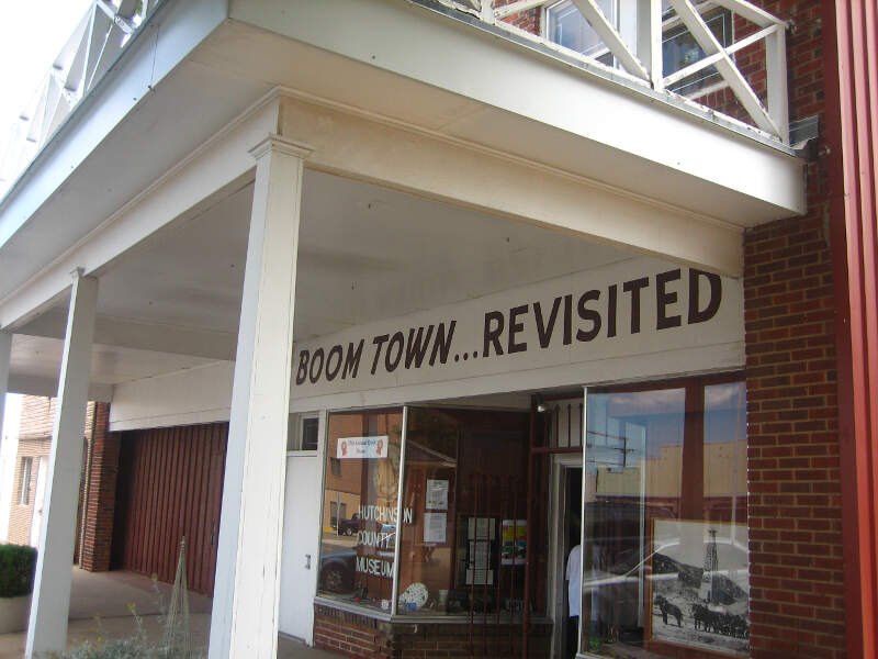 Borgerc Tx Museum Boomtown Revisited Picture