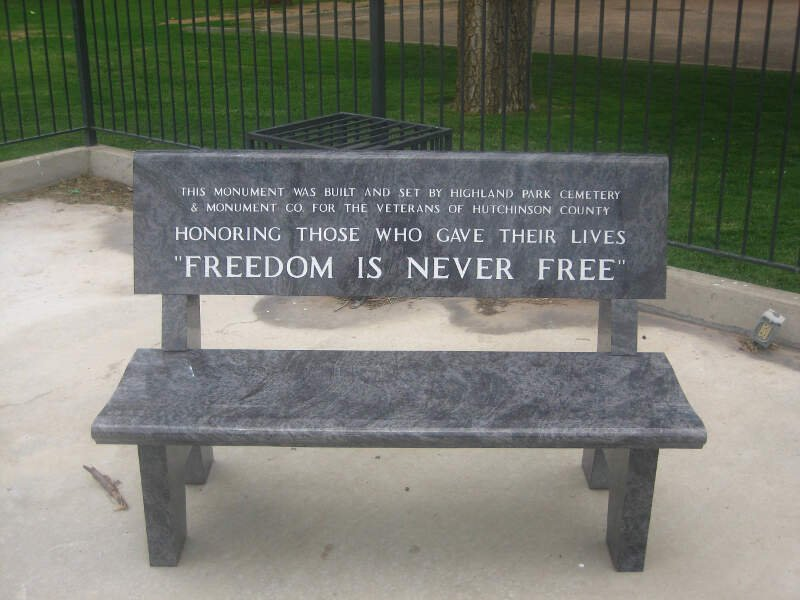 Freedom Is Never Free Img