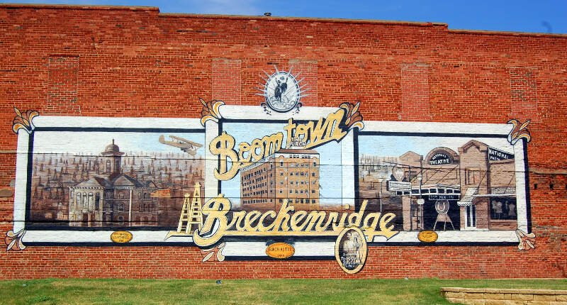 Breckenridge, Texas