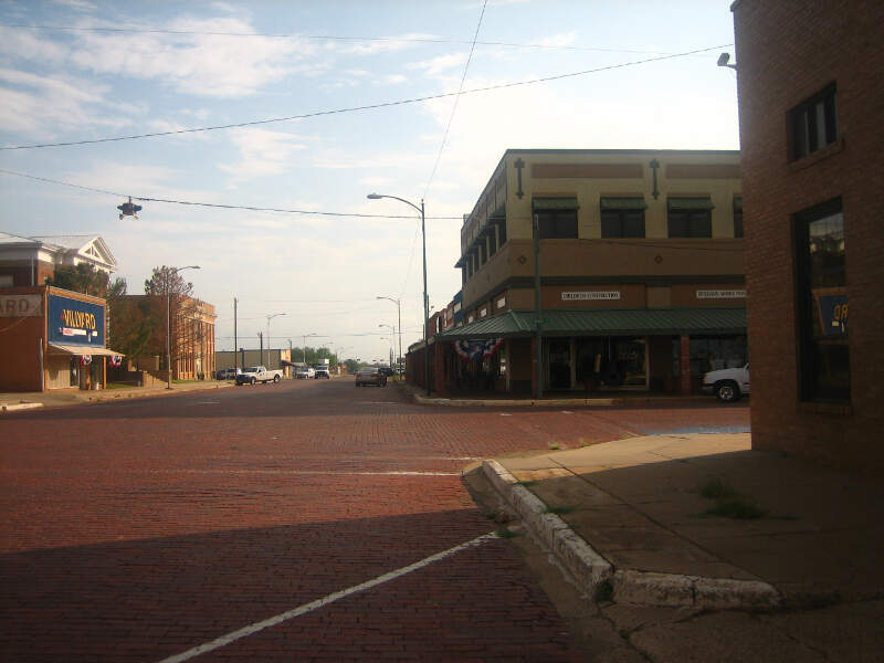 Childress Streets Img