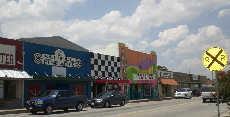 Copperas Cove Downtown