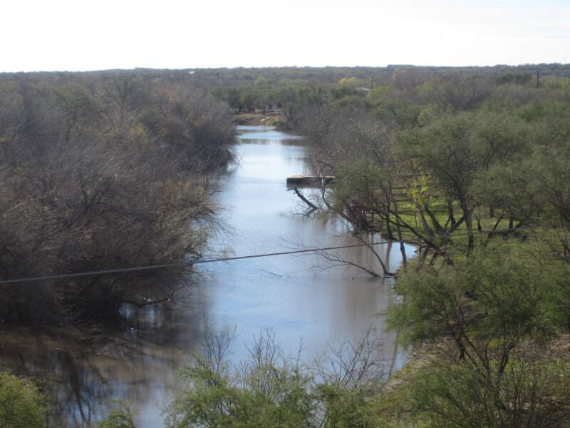 At Higher Levelc The Nueces River In Cotullac Tx Img
