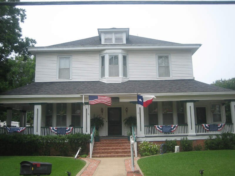 Monroe Crook House In Crockettc Tx Img