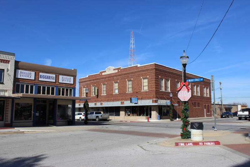 Downtown Decaturc Tx
