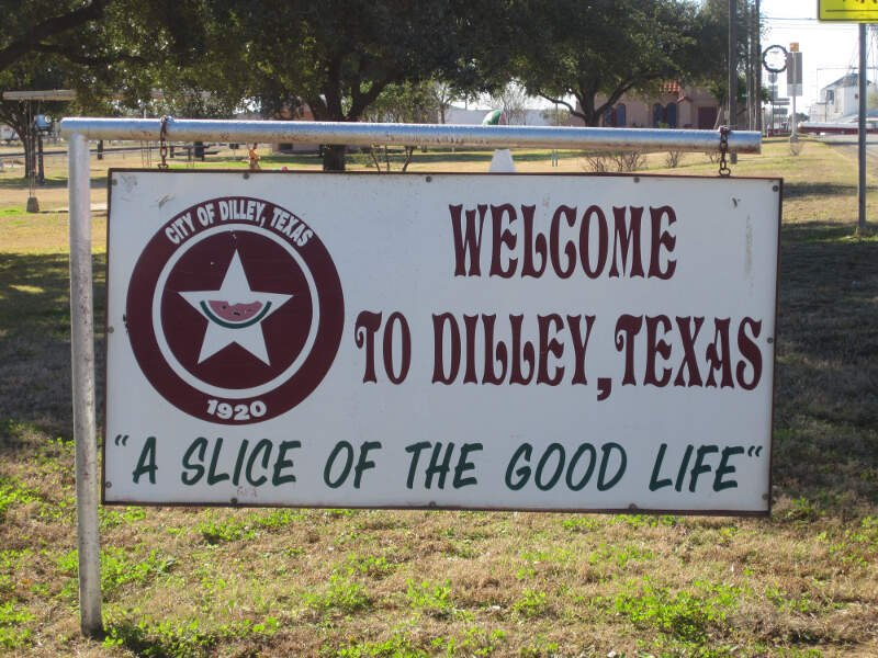 Living In Dilley, TX