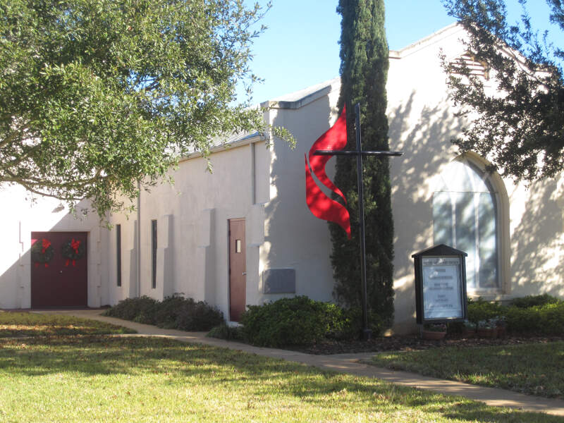 First United Methodist Church In Dilleyc Tx Img