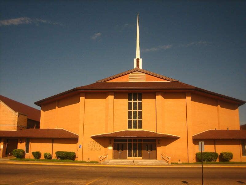 First Baptist Church Of Dumasc Tx Img