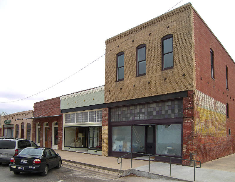 Elgin Commercial Historic District