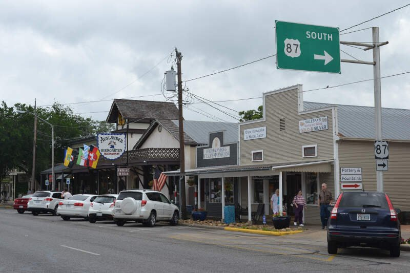 Main Street At Fredericksburg