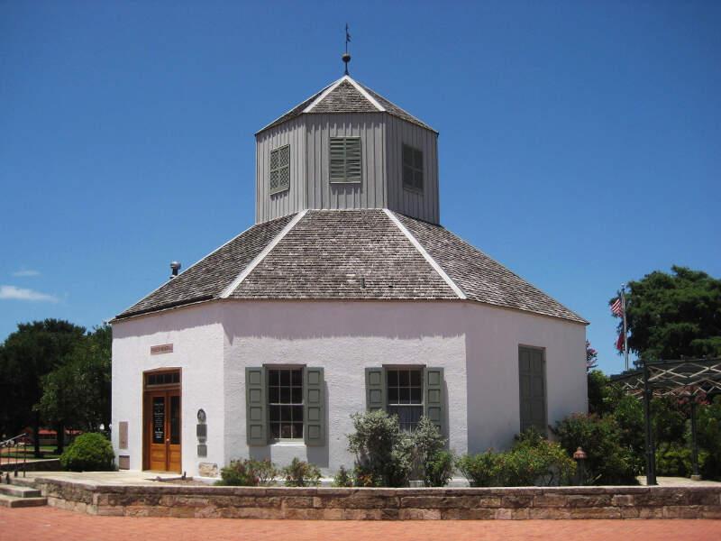 Fredericksburg Vereins Kirche