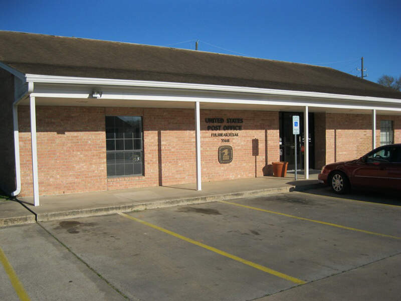 Fulshear Tx Post Office